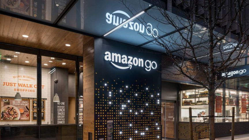 AMAZON GO… NO CHECKOUTS, NO QUEUES and the future of working ethics…