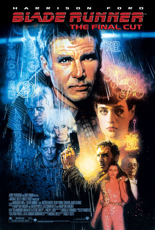 People, personal computers and Blade Runner – digital technology in the 80's?