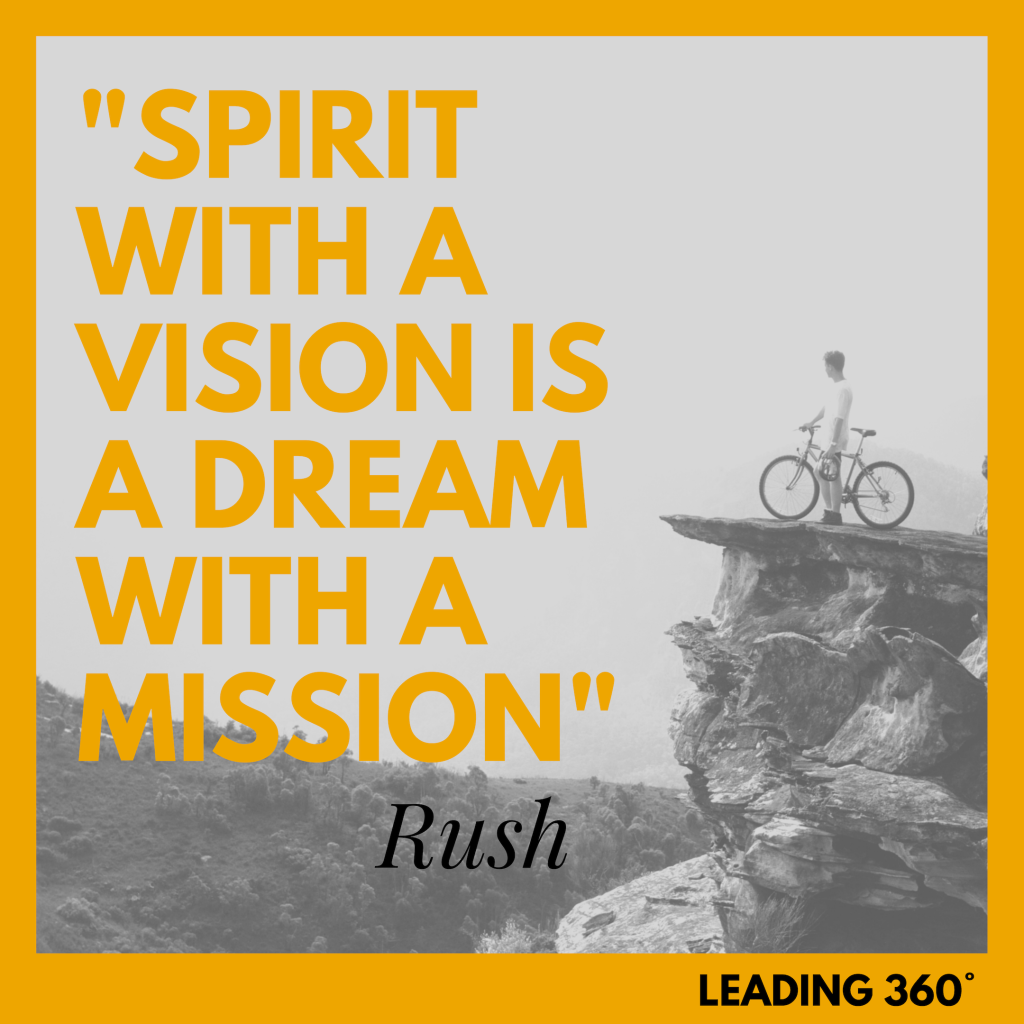 Mission by Rush