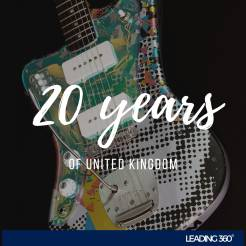 20 years in the United Kingdom