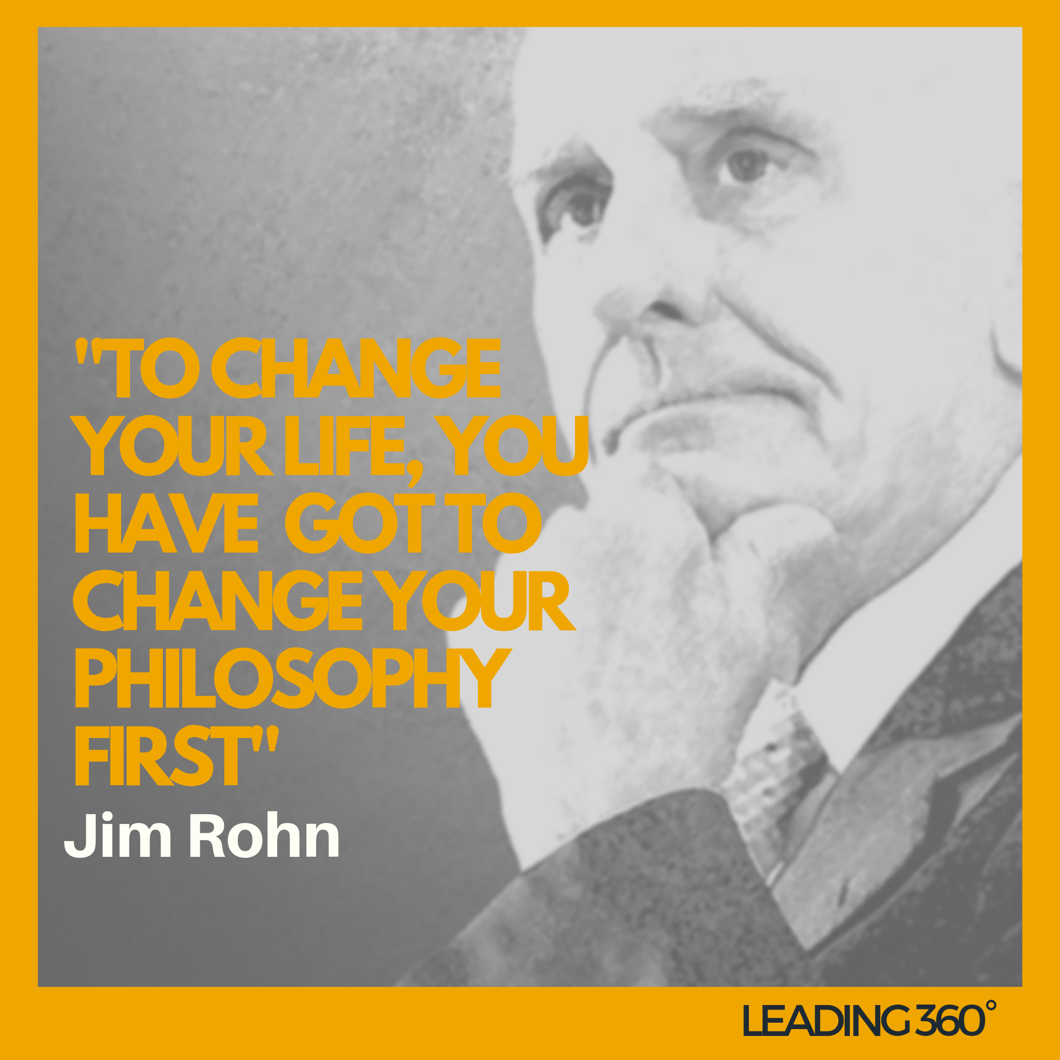 Jim Rohn Reloaded